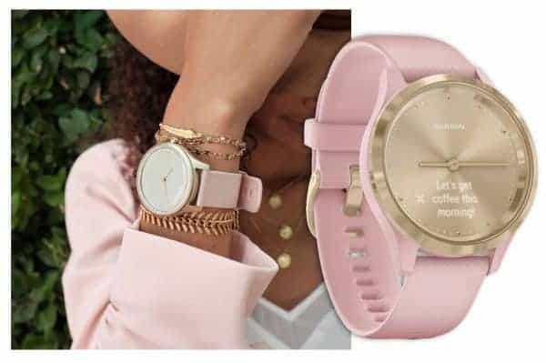 hippe smartwatch garmin vivo move 3s diane horloge