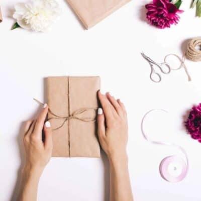 Hoe pak je een cadeau op een originele manier in?
