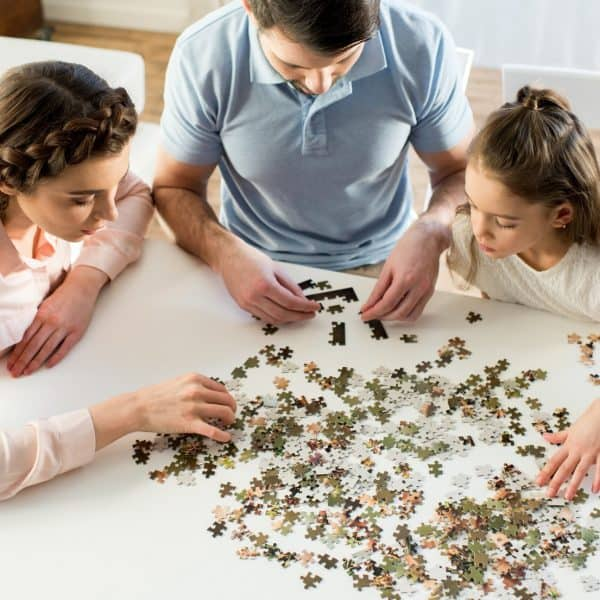 legpuzzel mindfullness voor alle leeftijden