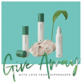 WIN: The Vegan Glow Korean Skincare (twv €71)