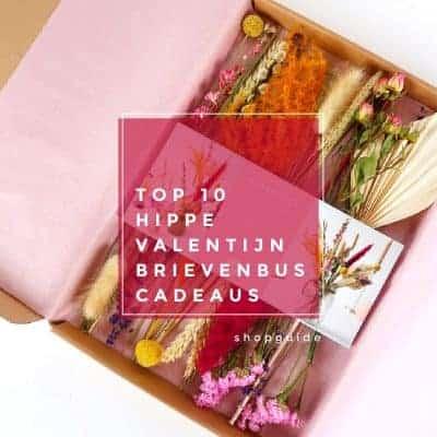 10x hippe Valentijn brievenbus cadeautjes