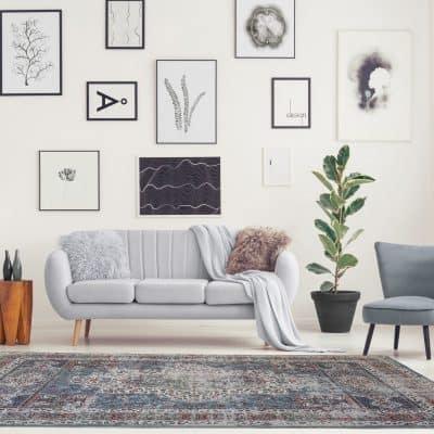 Vintage vloerkleden: stijlvol, meer dan trendy én makkelijk te reinigen