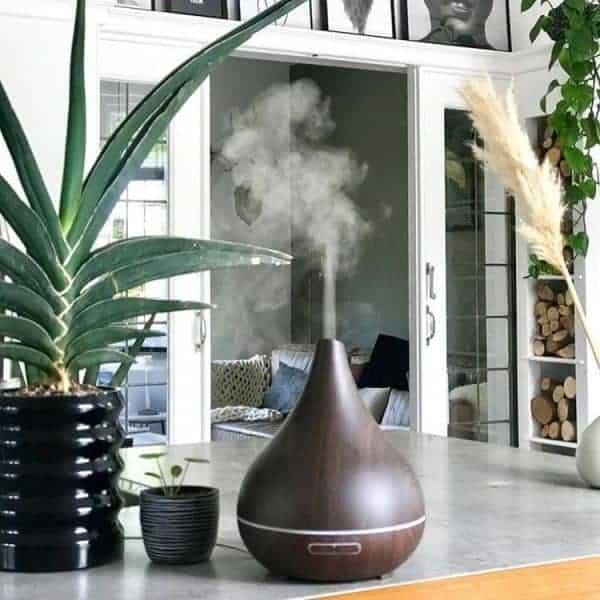 geurwolkje luchtvochtigheid