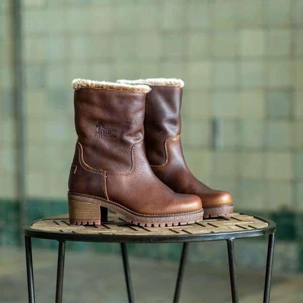 Panama Jack leren winterlaarzen model Piola   schuurman-schoenen.nl