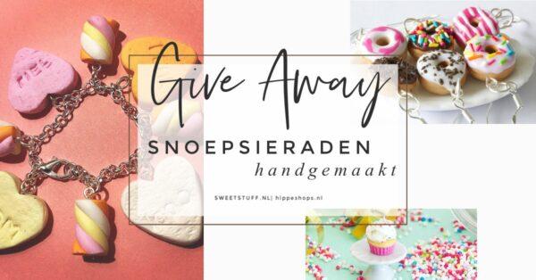 snoepsieraden sweetstuff giveaway