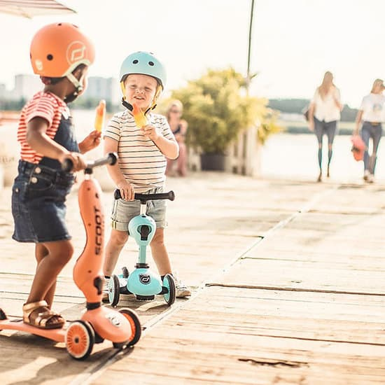 Scoot and Ride loopfiets Highwaykick