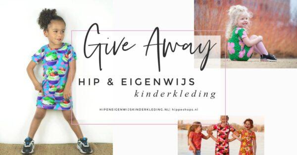 hip en eigenwijs kinderkleding giveaway