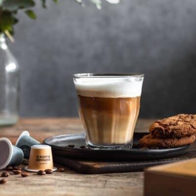 De Koffiejongens, 100% biologisch afbreekbare koffiecups voor je Nespresso apparaat