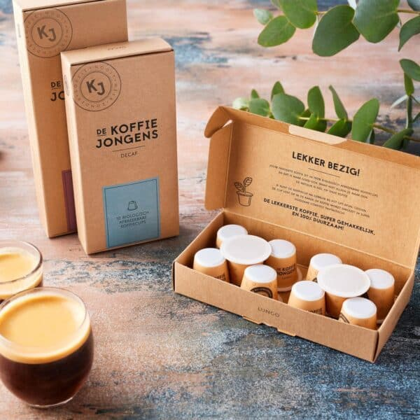 koffie abonnement de koffie jongens duurzaam