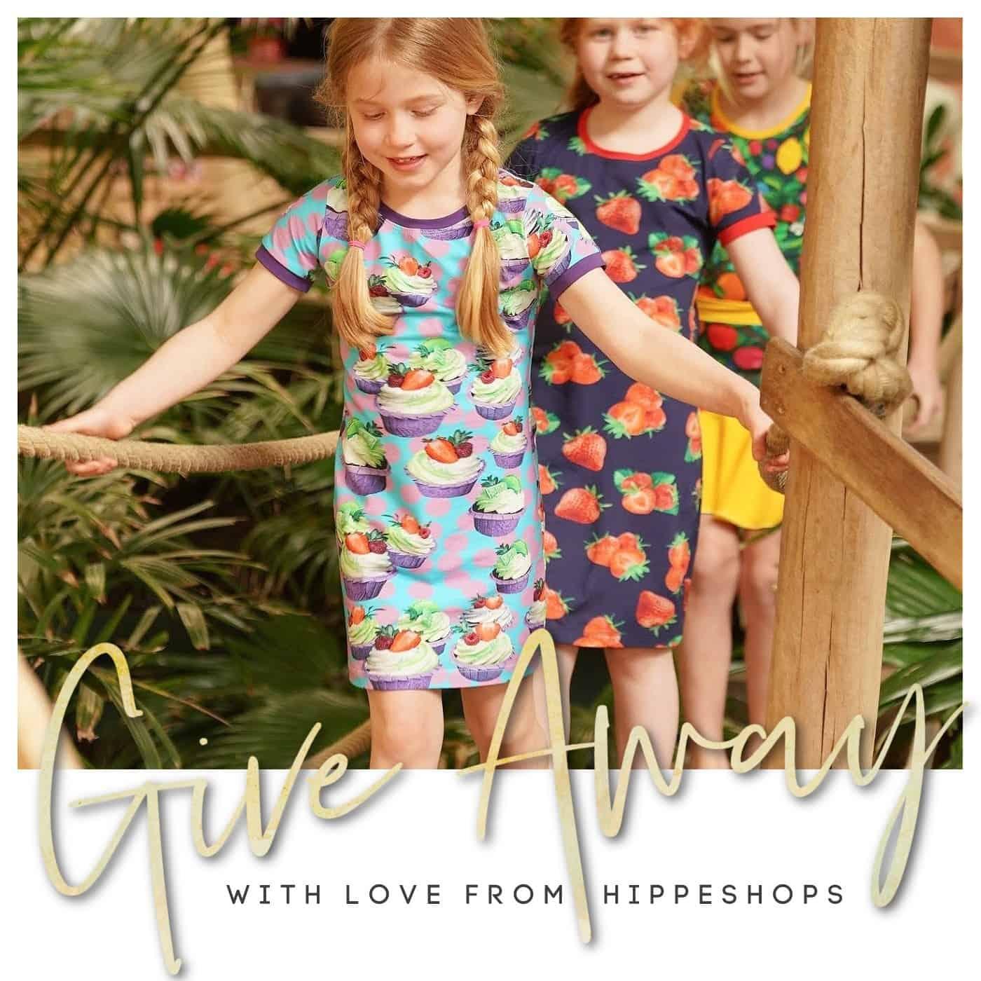 WIN: Hip en Eigenwijs Kinderkleding zomercollectie outfit (twv €40)