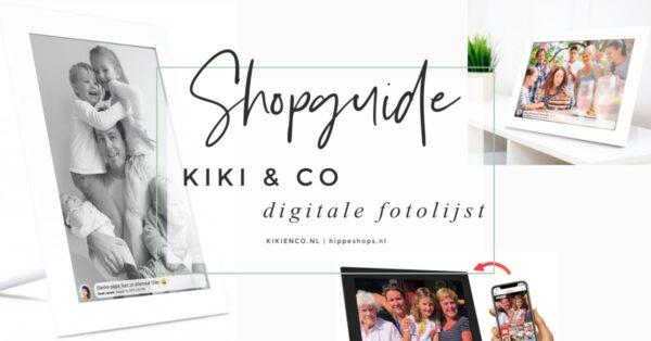 kiki & co digitale fotolijst