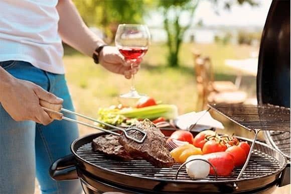 welke wijn bij de barbecue