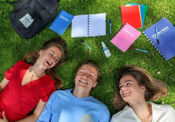 Onderwijs voor iedereen met Correctbook: uitwisbaar, efficiënt en duurzaam notities maken