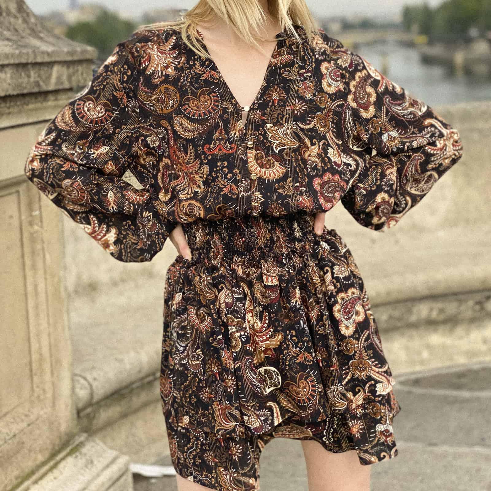 janice jurk met print