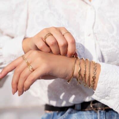 Met de sieraden van My Jewellery is jouw outfit on point