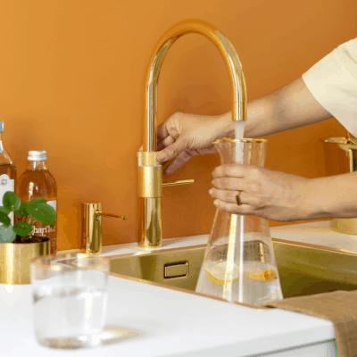 Zó krijg je thuis het allerlekkerste drinkwater uit je eigen kraan