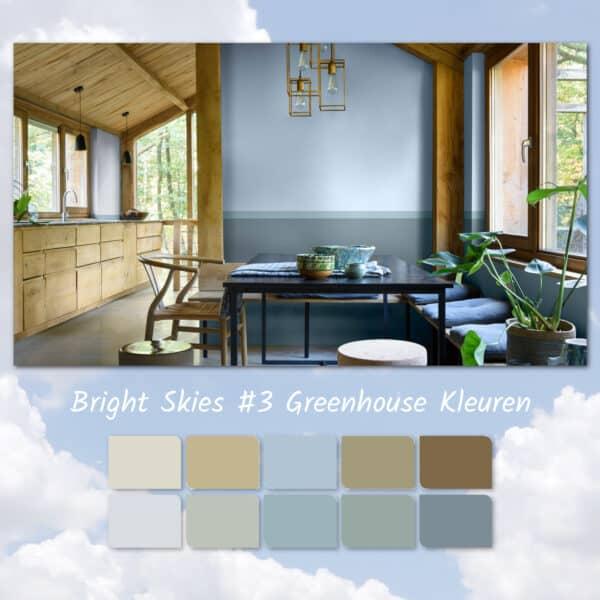 bright skies greenhouse