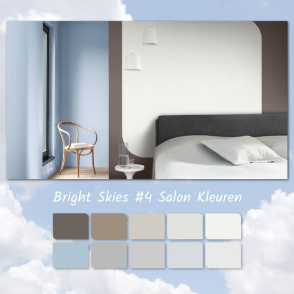 bright skies salon kleuren